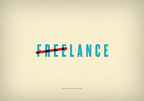 freelance - how to stand out