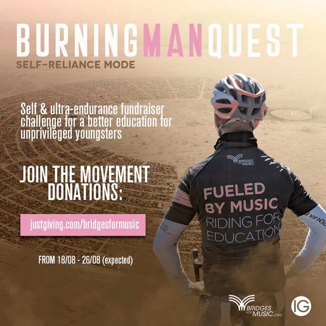how to develop an unstoppable attitude - Burning Man Quest