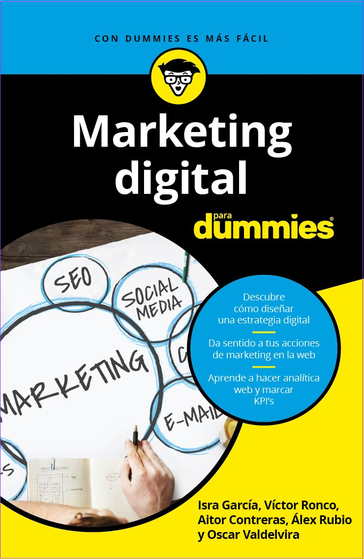 Digital Marketing for Dummies - Isra Garcia
