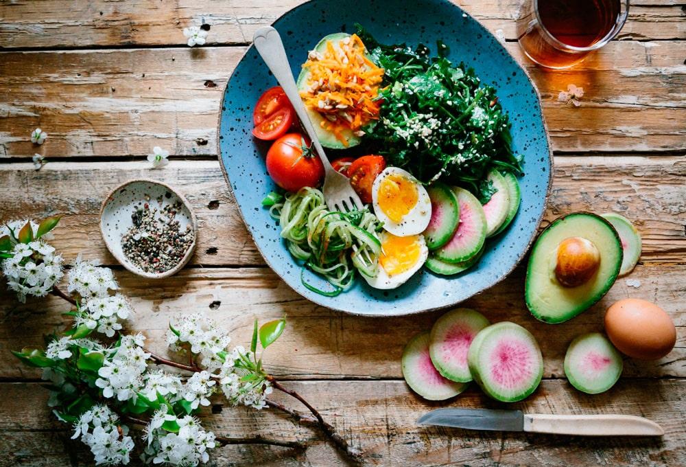 Optimal food performance experiment - Isra Garcia