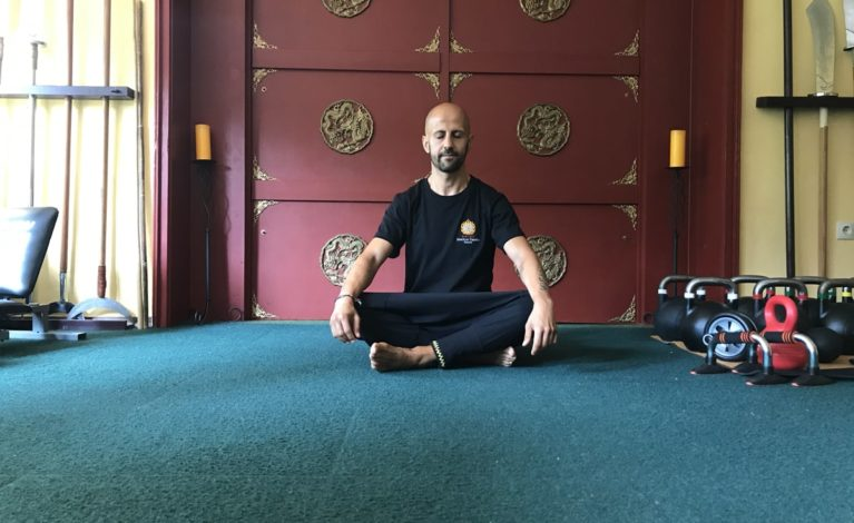 Shaolin temple Europe Isra Garcia personal experience